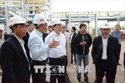 Bộ trưởng Trần Hồng Hà thị sát Nhà máy Alumin Nhân Cơ