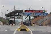 Từ 25/1, chính thức thu phí đường bộ dự án Thái Nguyên - Chợ Mới