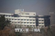 Vụ tấn công khách sạn ở Afghanistan khiến ít nhất 18 người chết