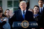 Đa số người dân Mỹ không tán thành cách điều hành của Tổng thống Trump
