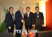 Phó Thủ tướng Vương Đình Huệ tham dự Diễn đàn Kinh tế thế giới tại Thụy Sỹ