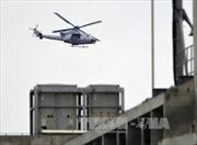 Máy bay trực thăng Mỹ buộc phải hạ cánh tại Okinawa