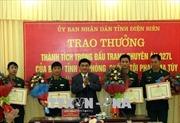 Khen thưởng tập thể, cá nhân xuất sắc trong đấu tranh chống tội phạm ma túy