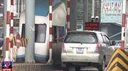 Chính thức cắm biển 'Cấm dừng xe quá 5 phút' tại các trạm BOT