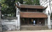 Đề nghị xử lý, khắc phục sai phạm tại di tích chùa Mía ở làng cổ Đường Lâm