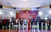 Cộng đồng người Việt tại Lào chào đón Xuân Mậu Tuất ấm tình quê hương