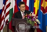 ASEAN coi trọng vai trò của Trung Quốc trong khu vực