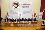 Ai Cập công bố danh sách sơ bộ ứng cử viên cho cuộc bầu cử tổng thống