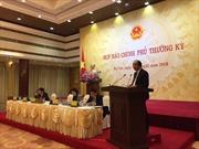 Bộ trưởng Mai Tiến Dũng: Phát huy tinh thần U23 Việt Nam, tạo chuyển biến cho năm mới 2018