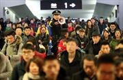 Nghẹt thở với cuộc 'đại di cư' về quê ăn tết của dân Trung Quốc