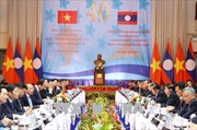 Thủ tướng kết thúc tốt đẹp chuyến tham dự và chủ trì Kỳ họp Ủy Ban liên Chính phủ Việt Nam - Lào