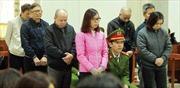 Phiên tòa xét xử Vụ tham ô tài sản tại PVP Land: Trịnh Xuân Thanh bị phạt tù chung thân