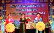 Cộng đồng người Việt hân hoan đón Xuân Mậu Tuất 2018
