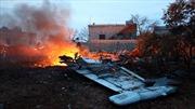 Nga khoanh vùng tên lửa phiến quân dùng bắn hạ Su-25