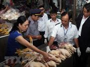 Sẽ kiểm tra đột xuất an toàn thực phẩm dịp Tết