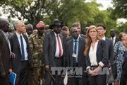 Biểu tình tại Nam Sudan phản đối quyết định cấm vận vũ khí của Mỹ