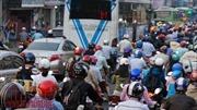 Nhiều tuyến đường TP Hồ Chí Minh ùn tắc những ngày giáp Tết