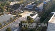 Sụt lún công trường xây tàu điện ngầm, 8 người chết