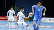 VCK Futsal châu Á 2018: Việt Nam và Thái Lan dừng chân ở Tứ kết
