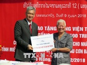 Vun đắp tình đoàn kết hữu nghị Việt Nam - Lào