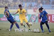 Thủ môn U23 Bùi Tiến Dũng nhập cuộc, FLC Thanh Hóa thắng ngay trận đầu AFC Cup 2018
