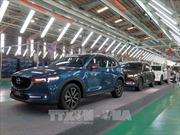 Doanh số bán ô tô giảm trong mùa cao điểm mua sắm cuối năm