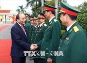 Thủ tướng Nguyễn Xuân Phúc làm việc tại Quân khu 5
