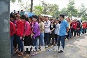 Gần 2.000 công nhân đã được tỉnh Đồng Nai chi tiền lương kịp đón Tết