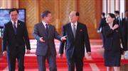 Phủ Tổng thống Hàn Quốc thiết đãi em gái ông Kim Jong-un món gì?