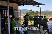 Hỏa hoạn thiêu rụi hai căn nhà tại Đà Lạt