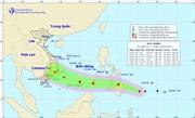 TP Hồ Chí Minh chủ động ứng phó với bão Sanba