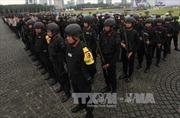 ASIAD 2018: Indonesia diễn tập chống khủng bố bảo vệ sự kiện