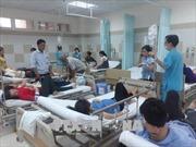 Hàng chục công nhân tại Bình Dương nhập viện nghi bị ngộ độc thực phẩm