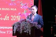 Đại sứ quán Việt Nam tại Nga chiêu đãi đối ngoại mừng Xuân Mậu Tuất