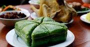 'Mục sở thị' chiếc bánh chưng đắt nhất Việt Nam