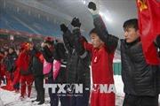Khẳng định vị thế trên đấu trường quốc tế, 'hái quả ngọt' cùng U23 Việt Nam