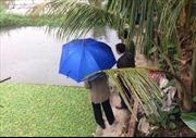 Khẩn trương điều tra vụ một người chết dưới ao tại Quảng Ninh
