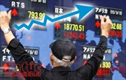 Vn-Index đạt gần 1.086 điểm tại phiên giao dịch đầu tiên sau Tết