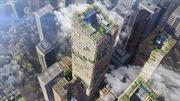 Nhật Bản tham vọng xây tòa nhà 70 tầng bằng gỗ cao nhất thế giới