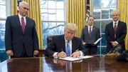25 Thượng nghị sĩ Mỹ gửi 'tâm thư' kêu gọi Tổng thống Trump quay lại TPP