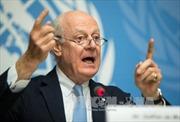 Đặc phái viên LHQ kêu gọi lệnh ngừng bắn khẩn cấp tại Syria