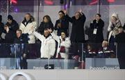 Những hình ảnh nhớ mãi về Olympic mùa Đông Pyeongchang 2018