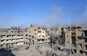 'Lò lửa' Syria vẫn chưa thể hạ nhiệt