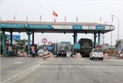 Bộ Giao thông Vận tải đồng ý miễn, giảm phí qua trạm BOT Tân Đệ