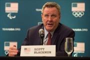 Giám đốc điều hành Ủy ban Olympic Mỹ từ chức sau vụ bê bối tình dục
