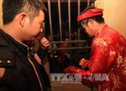 Lễ Phát lương Đức Thánh Trần đền Trần Thương - Hà Nam