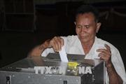 Campuchia công bố kết quả bầu cử Thượng viện khóa IV
