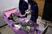 LHQ vận chuyển hàng viện trợ nhân đạo tới Đông Ghouta