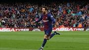 Xem siêu phẩm của Messi, đưa Barca tiến gần tới ngôi vô địch