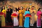 Nhiều chiếc áo dài độc và lạ tại triển lãm lịch sử áo dài Việt Nam qua các thời kỳ